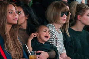 Hell, even Kim K isn't immune to the judgment. Just look at those faces. (image via thedailybeast.com)